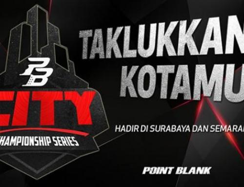 Point Blank Gelar City Championship Serie