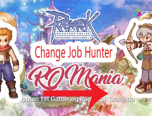 Video Quest Berubah Job Hunter di Ragnarok Online Indonesia Gravindo yang RO Classic