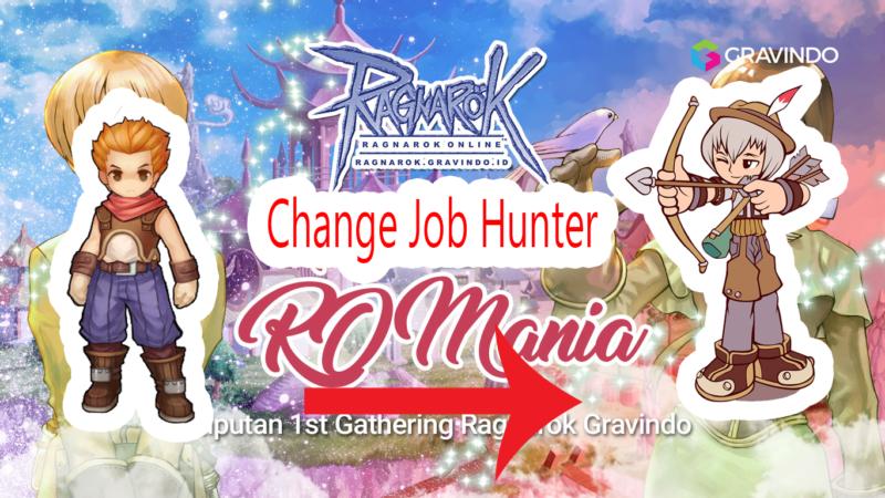 , change-job-archer-to-hunter-800x450, Video Quest Berubah Job Hunter di Ragnarok Online Indonesia Gravindo yang RO Classic